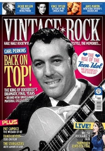 Vintage Rock Issue 45 (January-February 2020)