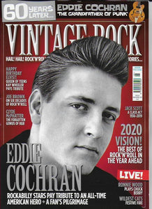 Vintage Rock Issue 46 (March-April 2020)