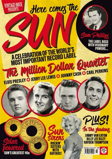 Vintage Rock Presents: Sun Records Special Edition (2019)