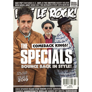 Vive Le Rock! Issue 69 (January 2020) - The Specials