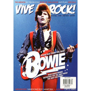 Vive Le Rock! Issue 70 (February 2020) - David Bowie