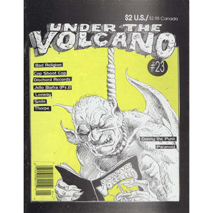 Under the Volcano Magazine Issue 23 (Bad Religion)