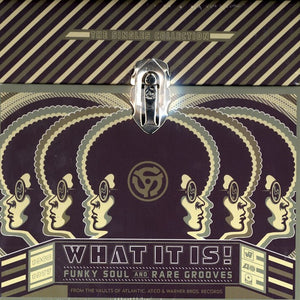 Various - What It Is! Funky Soul And Rare Grooves