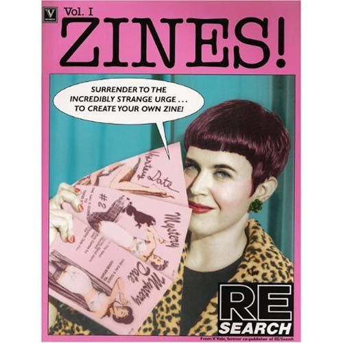 Zines! Vol 1 (Re/Search)