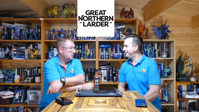 Intro to Great Northern Larder by ChilliHeadz