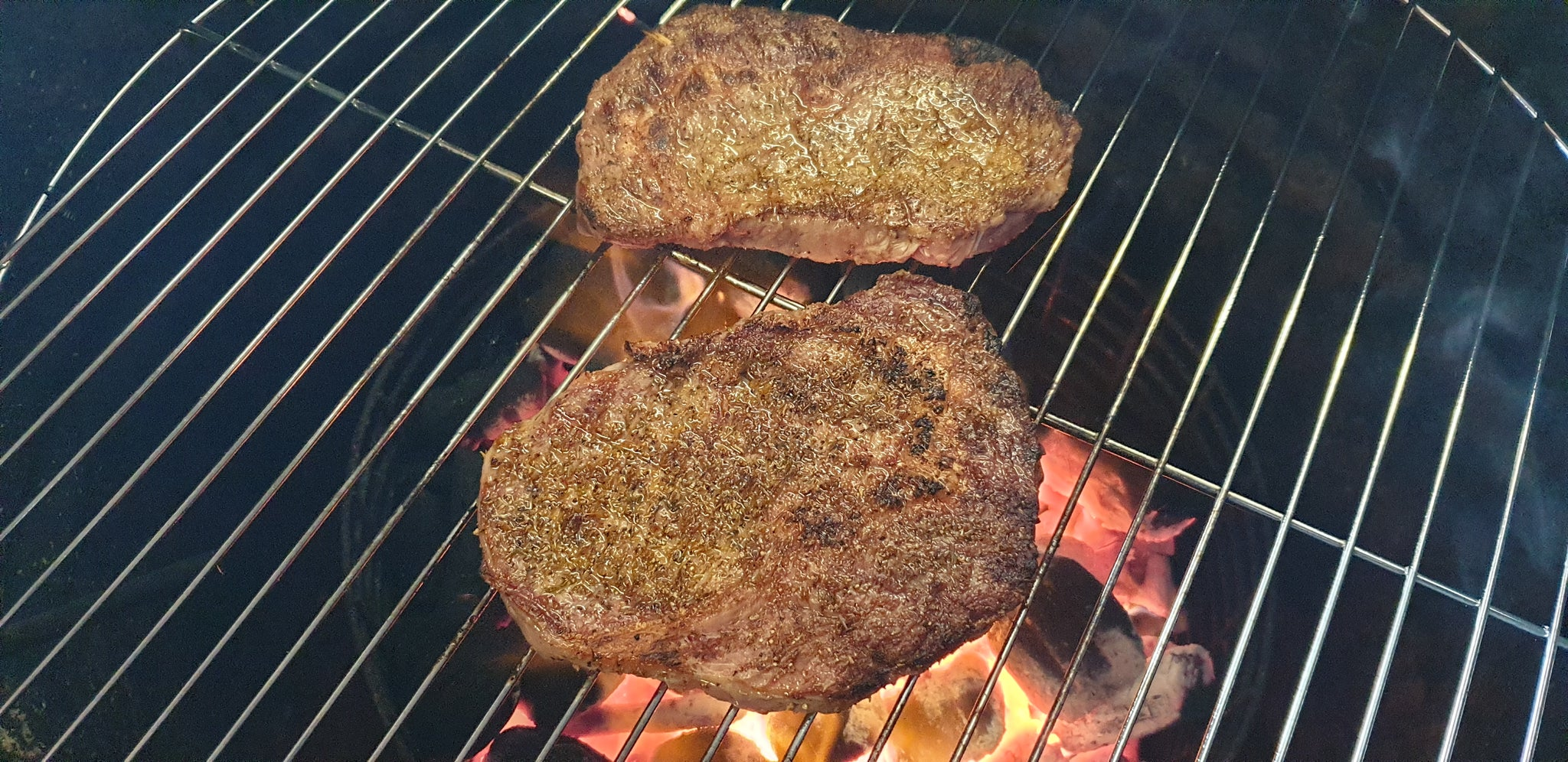 Irish Rib Eye Steak