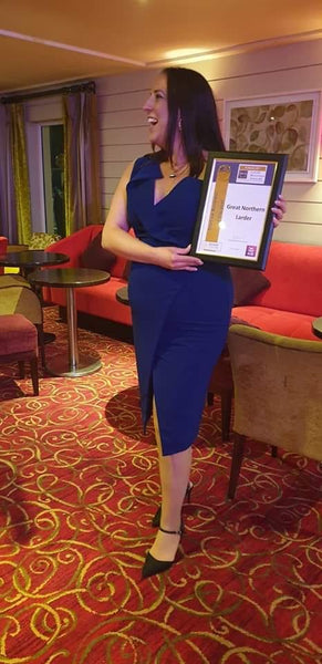 Laura McMenamy Louth Business Awards