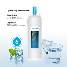 Load image into Gallery viewer, W10295370 Relacement Fit Whirlpool Refrigerator Water Filter 1 EDR1RXD1 APF1