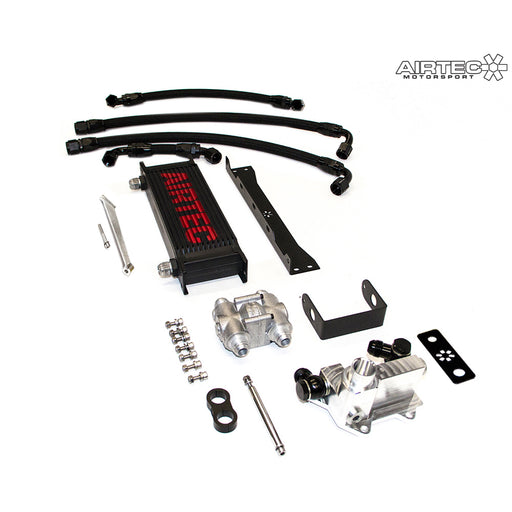 Airtec Motorsport Oil Cooler Kit for MK7 Golf R