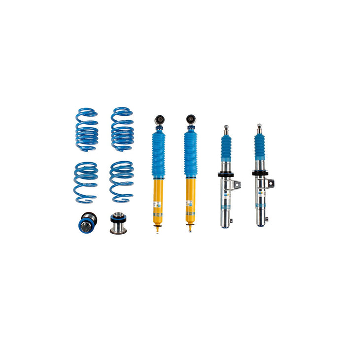 Bilstein B16 PSS10 Coilover Kit - AUDI A3 (8V) Rigid Axle 50mm Strut Diameter