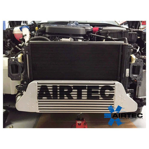 AIRTEC INTERCOOLER UPGRADE FOR AUDI SPORT S1