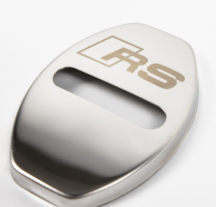"Audi ""RS"" Lock Covers"