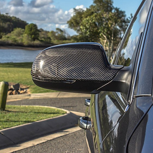 Audi A6/S6/RS6 C7 (2011 - 2015) Carbon Fibre Mirror Covers