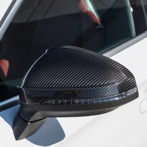 Audi A4/S4/RS4 B9 (2016+) Carbon Fibre Mirror Covers