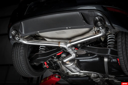 APR Cat Back Exhaust System - Golf Mk6 GTI