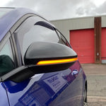 VW Golf MK7 Dynamic Mirror Indicators