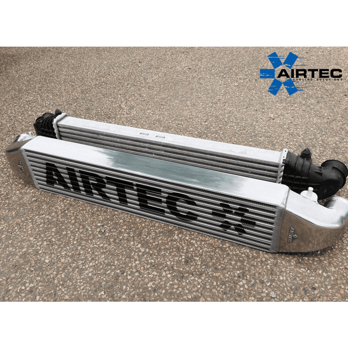 AIRTEC STAGE 1 INTERCOOLER UPGRADE FOR FIESTA ST180 ECOBOOST