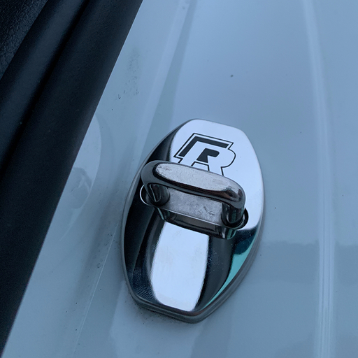 "Volkswagen ""R"" Lock Covers"