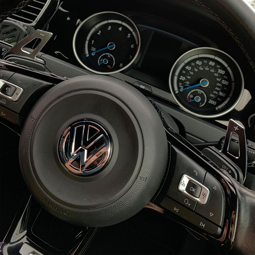 VW Golf MK7 Paddle Extensions