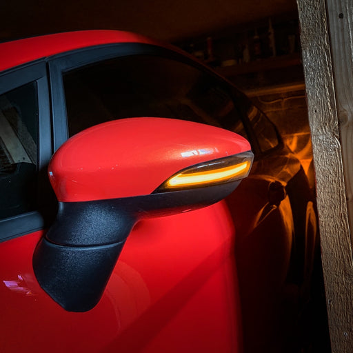 Ford Fiesta MK7/MK7.5 Dynamic Mirror Indicators