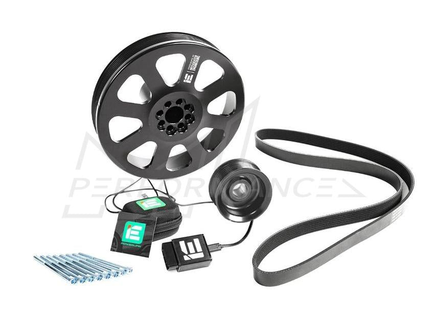 INTEGRATED ENGINEERING AUDI 3.0T DUAL PULLEY POWER KITS (S4 & S5)