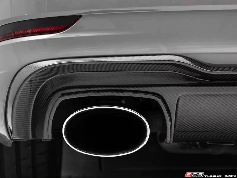 ECS Tuning Carbon Fibre Rear Diffuser - RS3 8V