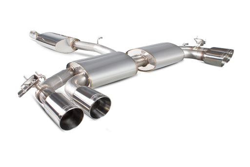 Scorpion Cat Back Exhaust System - Audi S3 (8V) 3 Door and 5 Door Hatch