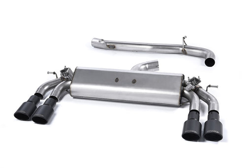 Milltek Cat-Back Performance Exhaust S3 - 2.0 TFSI quattro Sportback 8V/8V.2 (Non-GPF Equipped Models Only) - 2013 - 2018