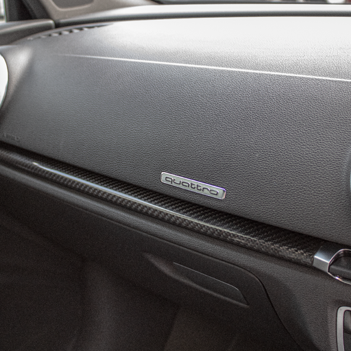 Audi A3/S3/RS3 8V Carbon Fibre Interior Trim (WEAVE)