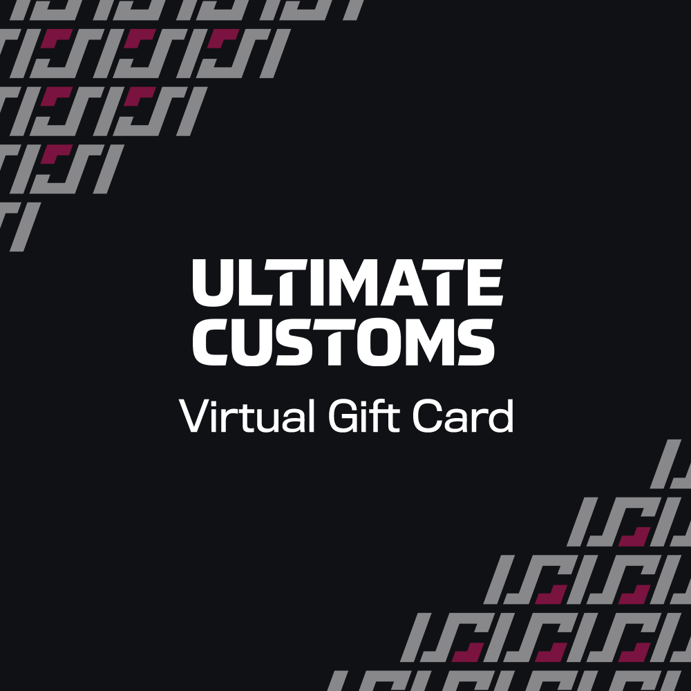 Ultimate Customs Gift Card