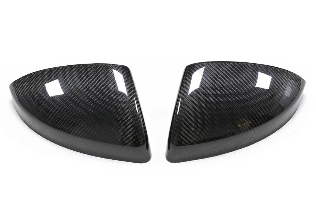 Audi TT/TTS/TTRS (MK3) 2014+ Carbon Fibre Mirror Covers