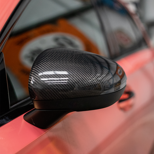 Mercedes A Class W177 Carbon Fibre Mirror Covers