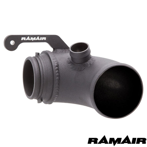 RAMAIR Black Turbo Intake Elbow