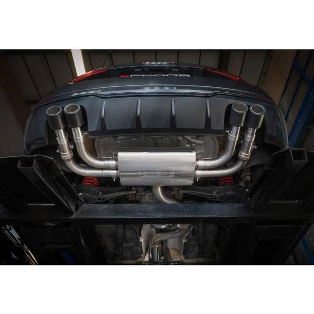 Audi S3 (8V) 3 Door Sportback (Valved) Turbo Back Performance Exhaust