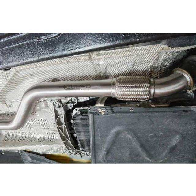 BMW M135i (F20/F21) Cat Back Performance Exhaust
