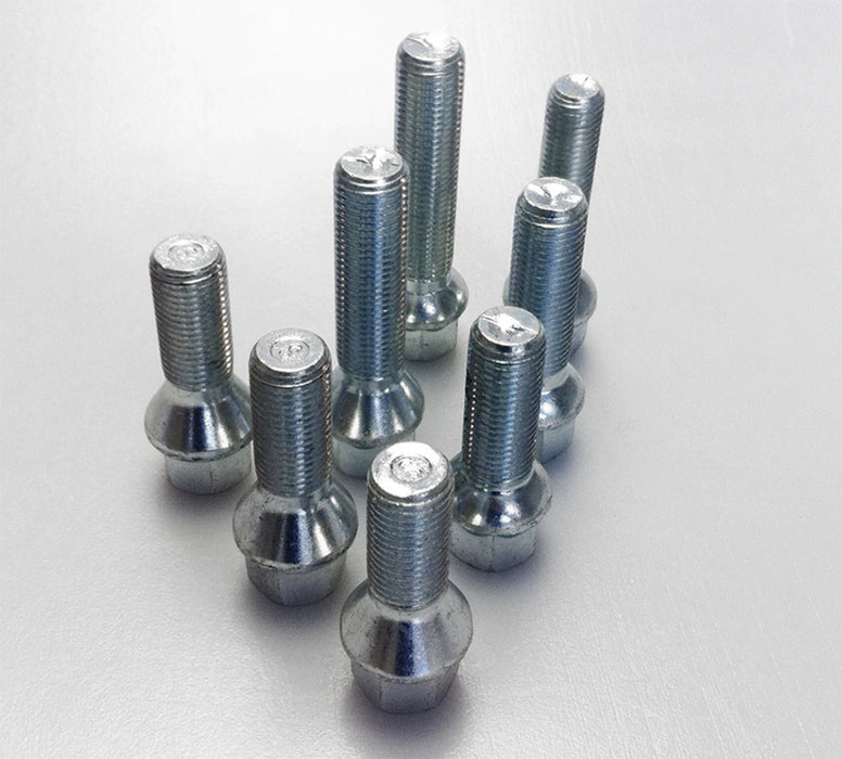 M14 Longer Wheel Bolts For Wheel Spacers (Tapered)