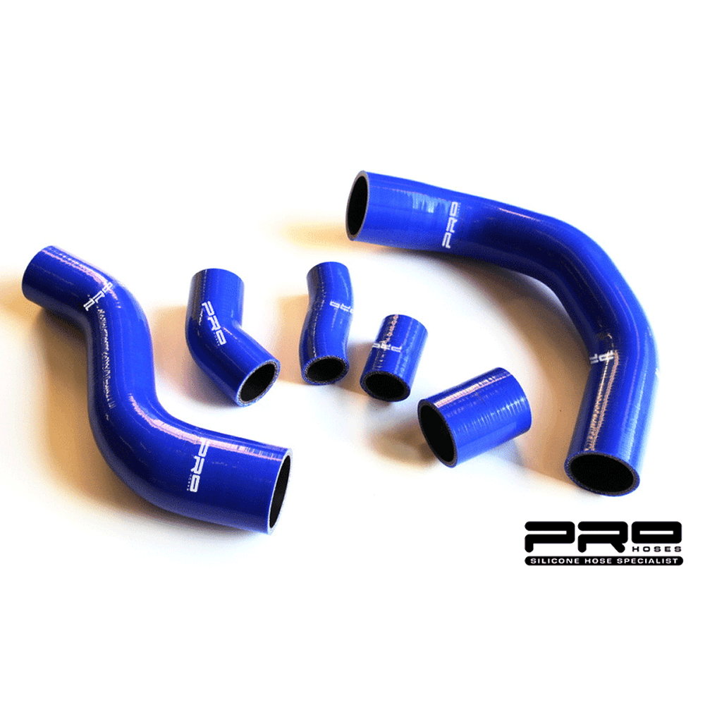 PRO HOSES SIX-PIECE BOOST HOSE KIT FOR ST180