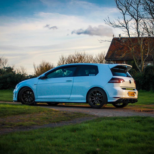 VW Golf MK7 R/GTD/GTI Deck Spoiler