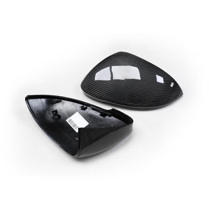 VW Golf MK8 Carbon Fibre Mirror Covers
