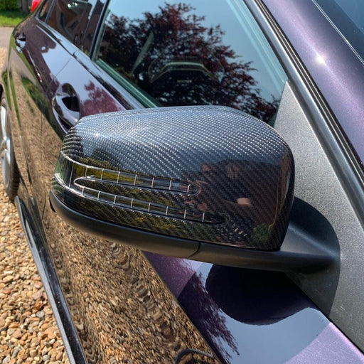 Mercedes A Class W176 Carbon Fibre Mirror Covers