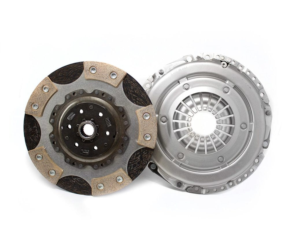 RTS Clutch - Twin-Friction Clutch Kit for Volkswagen Polo (6C) GTI 1.8TSI