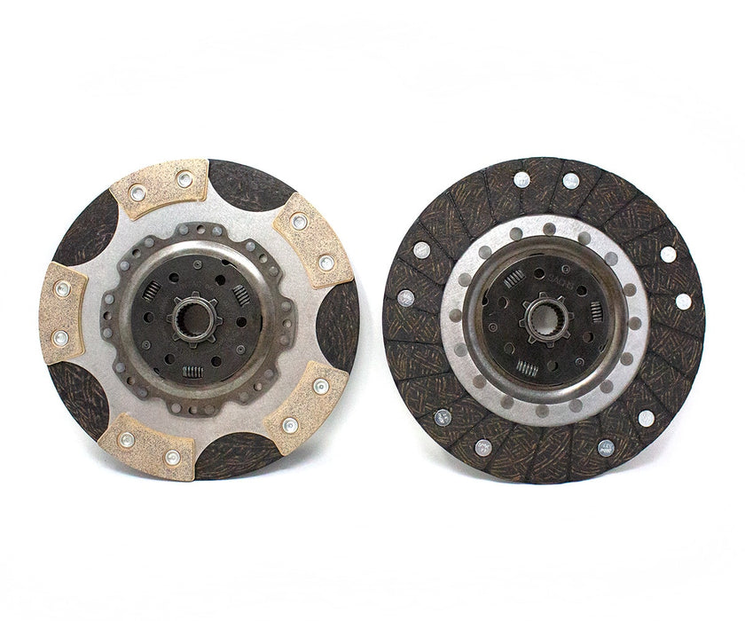 RTS Performance Twin-Friction Clutch Upgrade Kit – Audi S1
