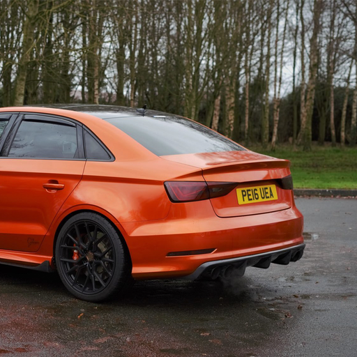 Audi A3/S3 8V (PFL) Saloon Carbon Diffuser