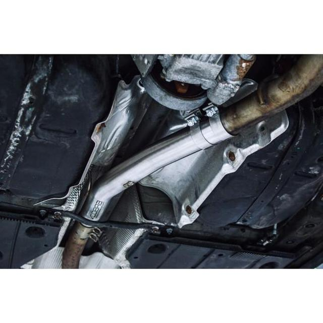 Audi S3 (8V) Sportback/Saloon Resonator Delete Exhaust Pipe