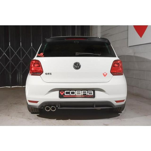 VW Polo GTI (6C) 1.8 TSI (15-17) Cat Back Performance Exhaust