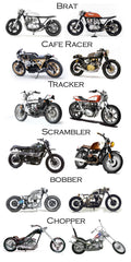 Motorcycle Styles