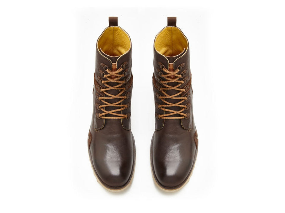 Clapton Men Boots By Umberto Luce