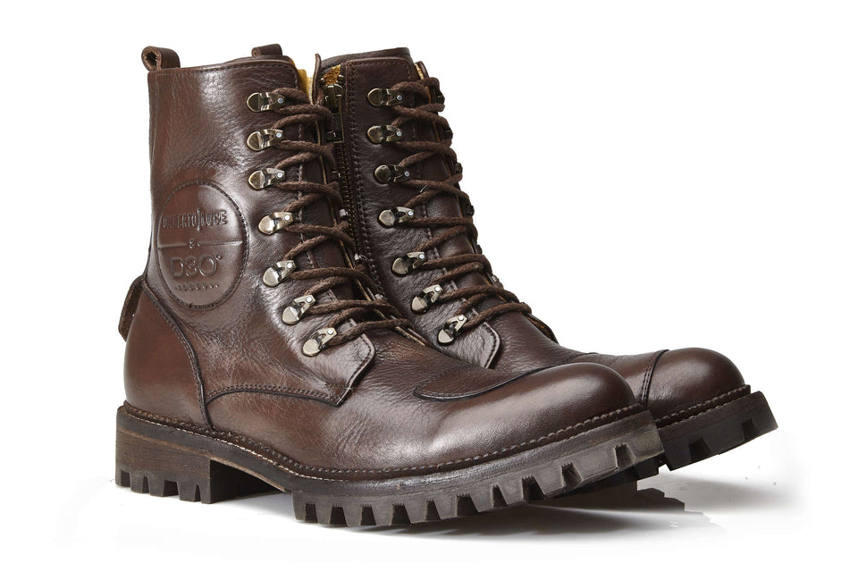 <span>Levine</span> Motorcycle Boots - umbertoluce