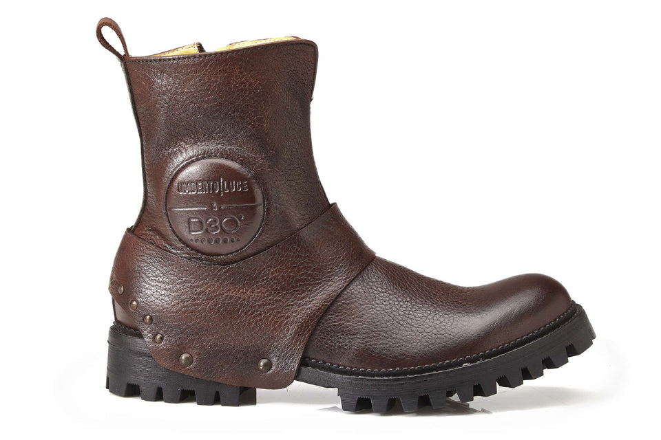 Brody Motorcycle Boots By Umberto Luce