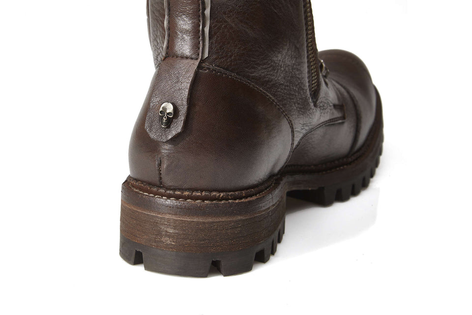 Levine Motorcycle Boots